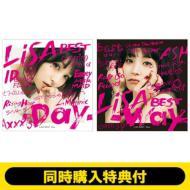 【CD】 LiSA / 《同時購入特典付》 LiSA BEST -Day-  &  LiSA BEST -Way- (DVDセット) 送料無料