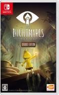 【GAME】 Game Soft (Nintendo Switch) / 【Nintendo Switch】LITTLE NIGHTMARES ‐リトルナイトメア‐ Deluxe Edition 送料無