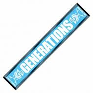 【Goods】 マフラータオル UNITED JOURNEY GENERATIONS 1st DOME TOUR