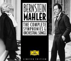 【CD輸入】 Mahler マーラー / マーラー:交響曲全集&歌曲集 バーンスタイン&VPO、コンセルトヘボウ、NYP、他(16