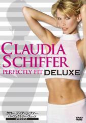 【DVD】 クローディア・シファー/パーフェクトリー・フィット デラックス −いつでもどこでもクローディア!トレーニングBo