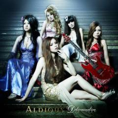 【CD】初回限定盤 Aldious アルディアス / Determination (+DVD)【初回生産限定盤】  送料無料