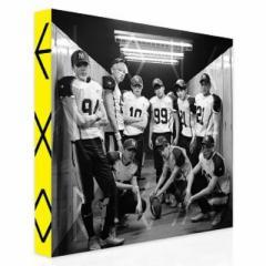 【CD】 EXO / 2集 Repackage:  LOVE ME RIGHT 【Korean Ver. /  韓国語】 送料無料