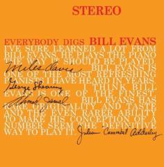 【LP】 Bill Evans (Piano) ビルエバンス / Everybody Digs 送料無料
