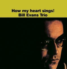 【LP】 Bill Evans (Piano) ビルエバンス / How My Heart Sings (アナログレコード / DOL) 送料無料