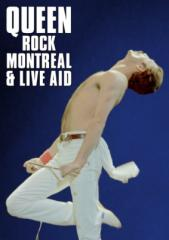 【DVD】 Queen クイーン / Rock Montreal  &  Live Aid:  伝説の証 送料無料