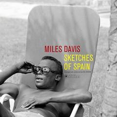 【LP】 Miles Davis マイルスデイビス / Sketches Of Spain (180グラム重量盤レコード / Jazz Images)