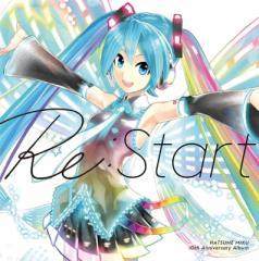 【CD】 オムニバス(コンピレーション) / Hatsune Miku 10th Anniversary Album Re:  Start 送料無料