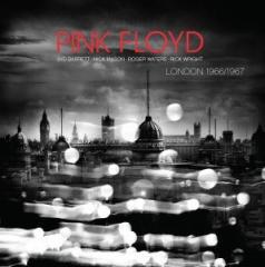 【12in】 Pink Floyd ピンクフロイド / London 1966 / 1967 (10インチアナログレコード) 送料無料