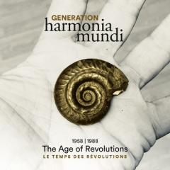 【CD輸入】 Box Set Classical / ハルモニア・ムンディ60周年記念ボックス1『1958-1988 革命の時代』(16CD) 送料無料