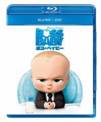 【Blu-ray】 ボス・ベイビー ブルーレイ+DVDセット 送料無料