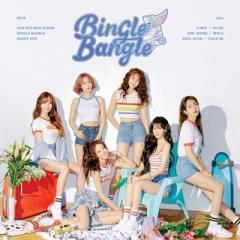 【CD】 AOA (Korea) / 5th Mini Album:  Bingle Bangle (Ready Ver.)
