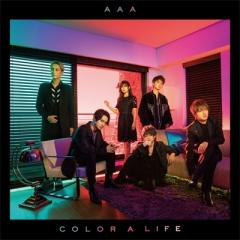 【CD】初回限定盤 AAA / COLOR A LIFE 【初回生産限定盤】(CD+DVD+GOODS) 送料無料