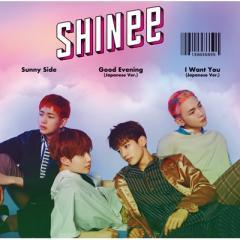 【CD Maxi】 SHINee / Sunny Side 【通常盤】 (CD+12P PHOTOBOOKLET)