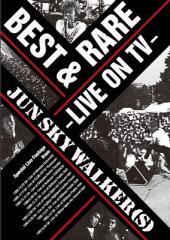 【DVD】 JUN SKY WALKER(S) ジュンスカイウォーカーズ / BEST & RARE〜LIVE ON TV〜 送料無料