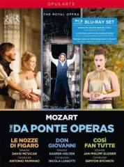 【Blu-ray】 Mozart モーツァルト / コヴェント・ガーデン王立歌劇場〜フィガロの結婚(2006)、ドン・ジョヴァンニ(2014)、