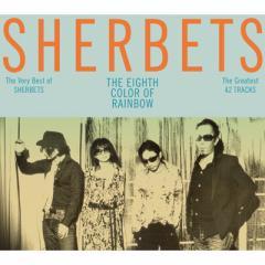 【CD】初回限定盤 Sherbets シャーベッツ / The Very Best of SHERBETS 「8色目の虹」 【初回生産限定盤】(3CD+DVD) 送料無料
