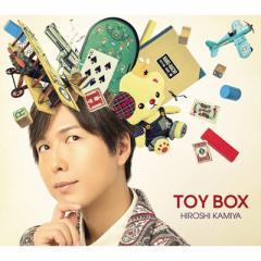【CD】 神谷浩史 カミヤヒロシ / TOY BOX 【豪華盤】(+DVD) 送料無料