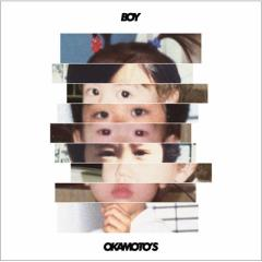 【CD】初回限定盤 OKAMOTOS オカモトズ / BOY 【初回生産限定盤】(+DVD) 送料無料