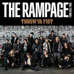 【CD Maxi】 THE RAMPAGE from EXILE TRIBE / THROW YA FIST (+DVD) 送料無料