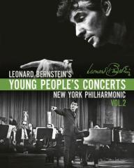 【Blu-ray】 Bernstein バーンスタイン / レナード・バーンスタイン/ヤング・ピープルズ・コンサート Vol.2(4BD)(日本語字
