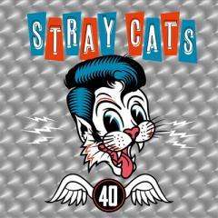 【CD国内】 Stray Cats ストレイキャッツ / 40 送料無料