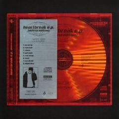 【CD】 KEIJU / heartbreak e.p. (deluxe edition) 【完全生産限定盤】