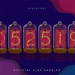 【CD Maxi】初回限定盤 Official髭男dism / Pretender 【初回限定盤】(+DVD)