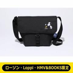 【単行本】 書籍 / SNOOPY  &  WOODSTOCK メッセンジャーバッグ produced by LOGOS LIM