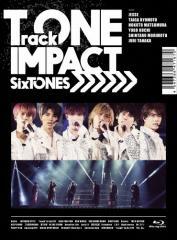 [枚数限定][限定版]TrackONE —IMPACT—(Blu-ray初回盤)/SixTONES[Blu-ray]【返品種別A】