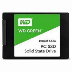 ウエスタンデジタル WDS120G1G0A WesternDigital SSD WD Greenシリーズ 120GBWesternDigital WD Green[WDS120G1G0A]【返品種別B】