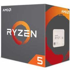 AMD YD2600BBAFBOX AMD CPU 2600 BOX【CPUクーラー付属】(Ryzen 5)[YD2600BBAFBOX]【返品種別B】