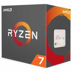 AMD YD270XBGAFBOX AMD CPU 2700X BOX【CPUクーラー付属】(Ryzen 7)[YD270XBGAFBOX]【返品種別B】