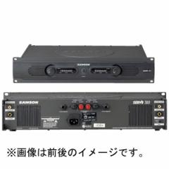 サムソン SERVO 300 パワーアンプリファイア300SAMSON[SERVO300]【返品種別A】