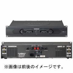 サムソン SERVO 200 パワーアンプリファイア200SAMSON[SERVO200]【返品種別A】