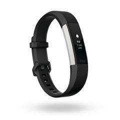 フィットビット FB408SBKS-CJK ウェアラブル活動量計・睡眠計・心拍計(ブラック/Sサイズ)Fitbit Alta HR[FB408SBKSCJK]【返品種別A】