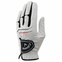 キャロウェイ ゴルフグローブ 左手用(ホワイト・24cm) Callaway Warbird Glove 15 JM WH 24 5315016 CW WARBIRD GL WH 24【返品種別A】