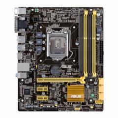エイスース B85M-G microATX対応マザーボードASUS[B85MG]【返品種別B】