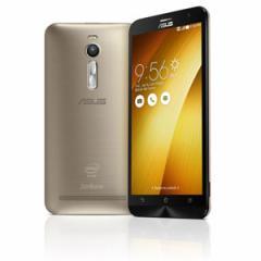 エイスース ZE551ML-GD32S4 SIMフリースマートフォン ZenFone 2(Atom Z3580/メモリ 4GB)32GB ゴールド[ZE551MLGD32S4]【返品種別B】