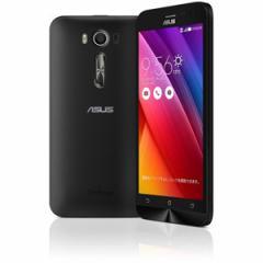 エイスース SIMフリースマートフォン ZenFone 2 Laser(Qualcomm Snapdragon 410/メモリ 2GB)16GB ブラック  ZE500KL-BK16【返品種別B】