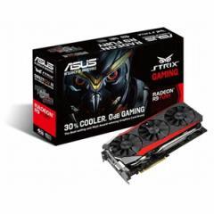 エイスース PCI-Express 3.0 x16対応 グラフィックスボードASUS STRIX-R9FURY-DC3-4G-GAMING  STRIX-R9FURY-DC34G-G【返品種別B】
