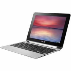 エイスース C100PA-RK3288 ノートパソコン Chromebook Flip C100PA[C100PARK3288]【返品種別A】