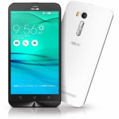 エイスース ZB551KL-WH16 SIMフリースマートフォン ZenFone Go ホワイト[ZB551KLWH16]【返品種別B】