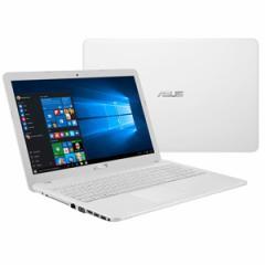 エイスース 15.6型ノートパソコン ASUS VivoBook X540LA ホワイト (KINGSOFT Office Standard) X540LA-HWHITE【返品種別A】