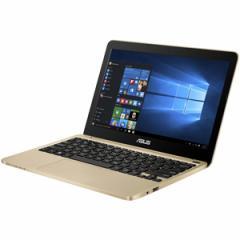 エイスース E200HA-8350G 11.6型ノートパソコン ASUS VivoBook E200HA ゴールド(KINGSOFT Office Standard)[E200HA8350G]【返品種別A】