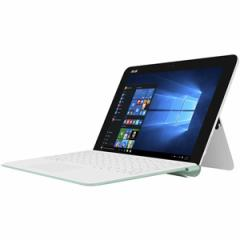 エイスース 10.1型 2-in-1 ノートパソコン ASUS TransBook T102HA ホワイト※64GBモデル T102HA-8350W【返品種別A】