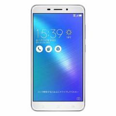 エイスース ZC551KL-SL32S4 SIMフリースマートフォン ZenFone 3 Laserシルバー[ZC551KLSL32S4]【返品種別B】