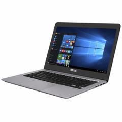 エイスース UX310UQ-7200 13.3型ノートパソコン ASUS ZenBook UX310UQ  クォーツグレー[UX310UQ7200]【返品種別A】