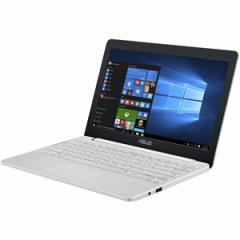 エイスース 11.6型ノートパソコン ASUS VivoBook E203NA パールホワイト (メモリ 4GB/ストレージ 64GB) E203NA-464W【返品種別A】