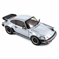 ノレブ 1/18 ポルシェ 911 ターボ 3.3L 1977 シルバー【187574】ミニカー 【返品種別B】